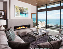Capistrano Beach House by Meridith Baer Home