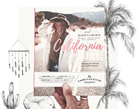 CALIFORNIA BOOK / Fringe&Frange