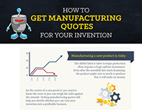 How to Get Manufacturing Quotes from Your Invention