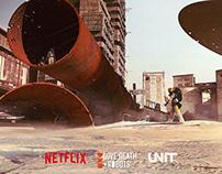 Love Death and Robots Season #2_City outskirts