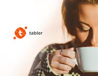 Table Reservation System Branding, UX & Design