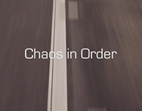 Chaos in Order