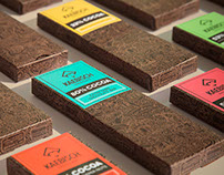 Kaebisch Chocolate Packaging