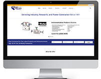 Ohio Valley Industrial Services Website