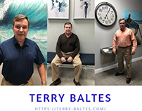 Terry Baltes: We Work Harder