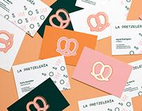 La Pretzelería-Branding