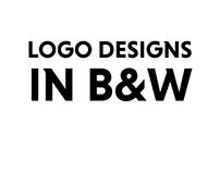 Logo Designs in B&W