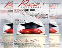 Prom Night 2017 - Premium A5 Flyer Template