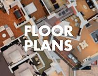 Architecture / Floor plans