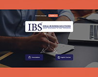 IBS WEBSITE (IDEAL BUSINESS SOLUTIONS )
