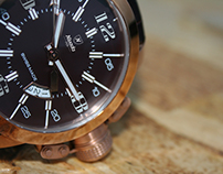 Nivada 1926- Watch Redesign