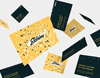 ETCHINE Business Card