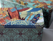 ARTISA gastronomic souvenirs, Barcelona