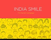 India smile