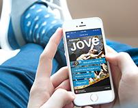 UI/UX App Carnet Jove