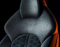 Audi RS7 Seat - CG