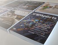 Refonte du magazine ROUTES ET TRANSPORTS (2017)