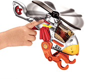 Fisher Price Hawk Copter