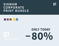 Limited Offer. Corporate Design Bundle