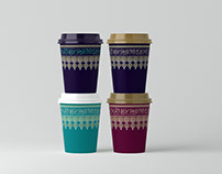 Islamic paper cups