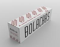 Projeto tipográfico - Bolachas