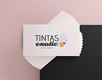 Tintas Exotic - Logo