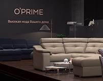 O'Prime furniture showroom