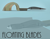 Floating Blades (Simple Product Design)