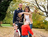 The Elliotts - Family Photography