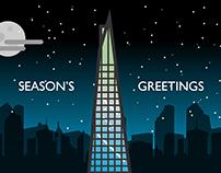 Christmas eCard Design