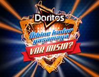 Doritos 'Dibine Kadar' Campaign 2015