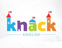 Logo for Knack - education programs for children
