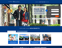 Sears Vacations Double Opt-In Campaign
