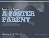 Nadav Zeimer   Preparing to Become a Foster Parent
