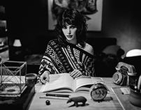 PORTRAITS - Manuela Di Paolo