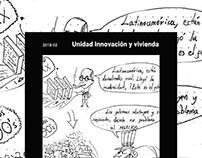 CC_UI INNOVACION Y VIVIENDA TEORÍA_LA VIVIENDA_201820