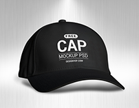 40+ Cap / Hat Mockups with Editable PSD Templates