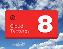 8 Cloud Textures