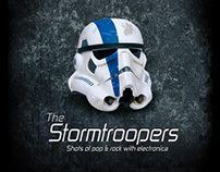 The Stormtroopers Music Magazine Visual Identity