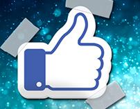 Facebook - Comemoração de 500 mil fãs