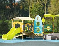 Playground Gaya