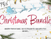 -75% Christmas Bundle