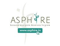 Asphire Logo & Brand Identity