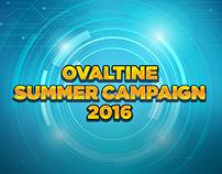 Ovaltine Summer Campaign 2016