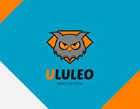 MANUAL CORPORATIVO BÁSICO // ULULEO - MARKETING DIGITAL
