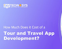 How Much Does it Cost of a Tour and Travel App Developm
