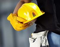 Insta Infra - Precast construction Branding