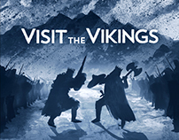 Visit The Vikings | Webdesign