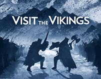 Visit The Vikings | Webdesign