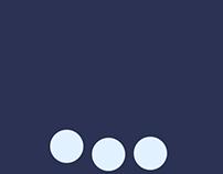 Bouncing dots